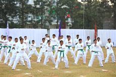 XVIII Annual Sports Day 2016
